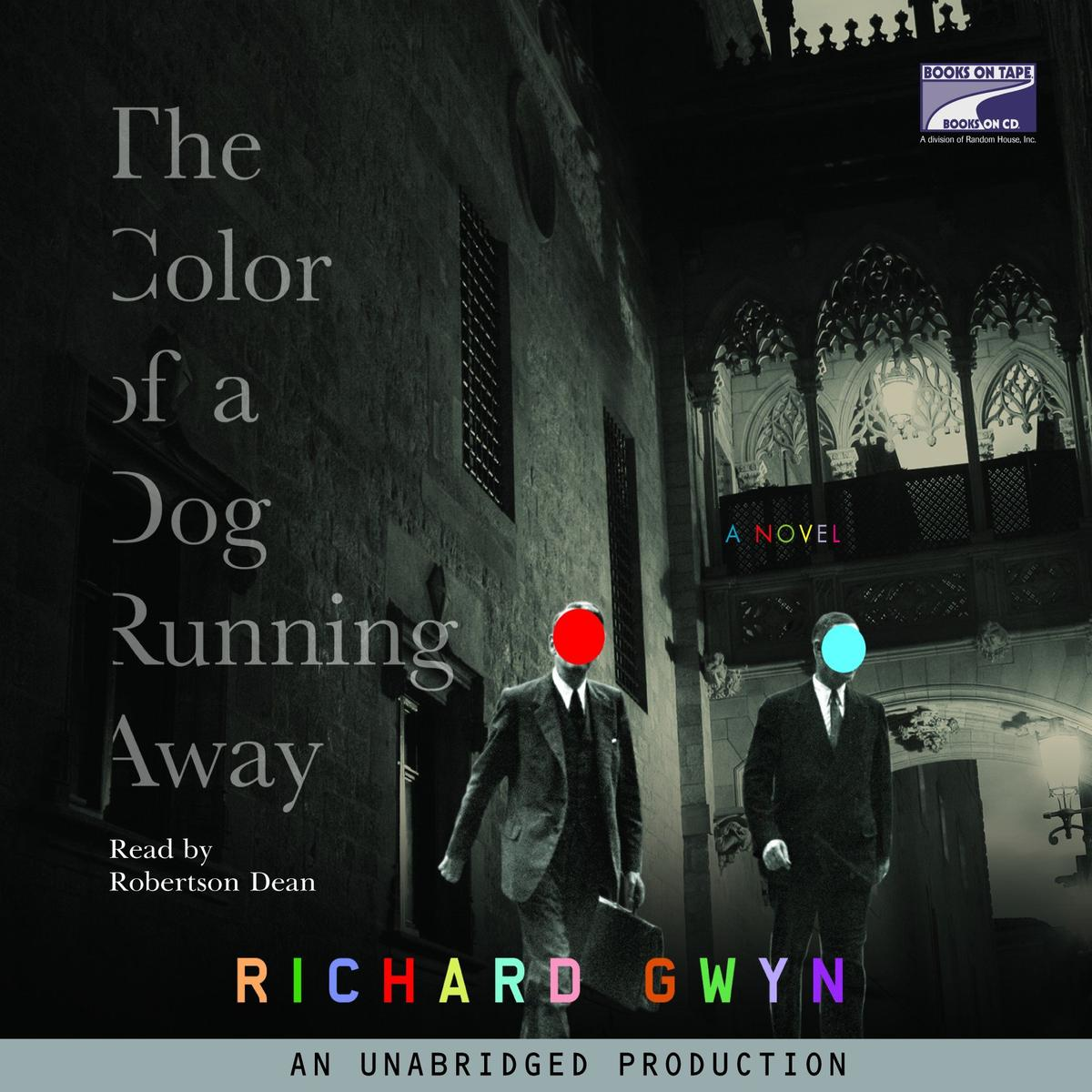 The Color of A Dog Running Away - Audiobook
