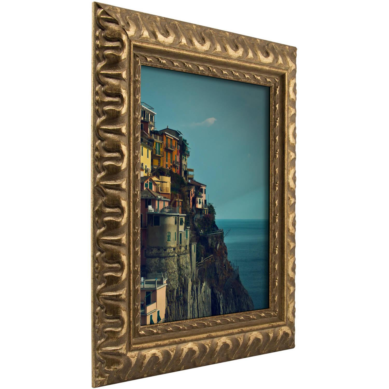 Craig Frames Bravado Ornate Antique Bronze Picture Frame