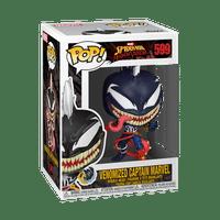 Funko POP! Marvel: Max Venom - Captain Marvel