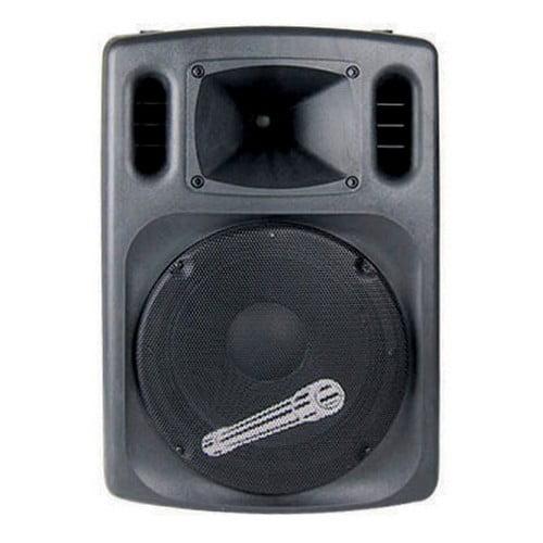 """Nippon DJAP1577AUSB 15"""" DJ Speaker Built in Amplifier 500 Watts Max"""