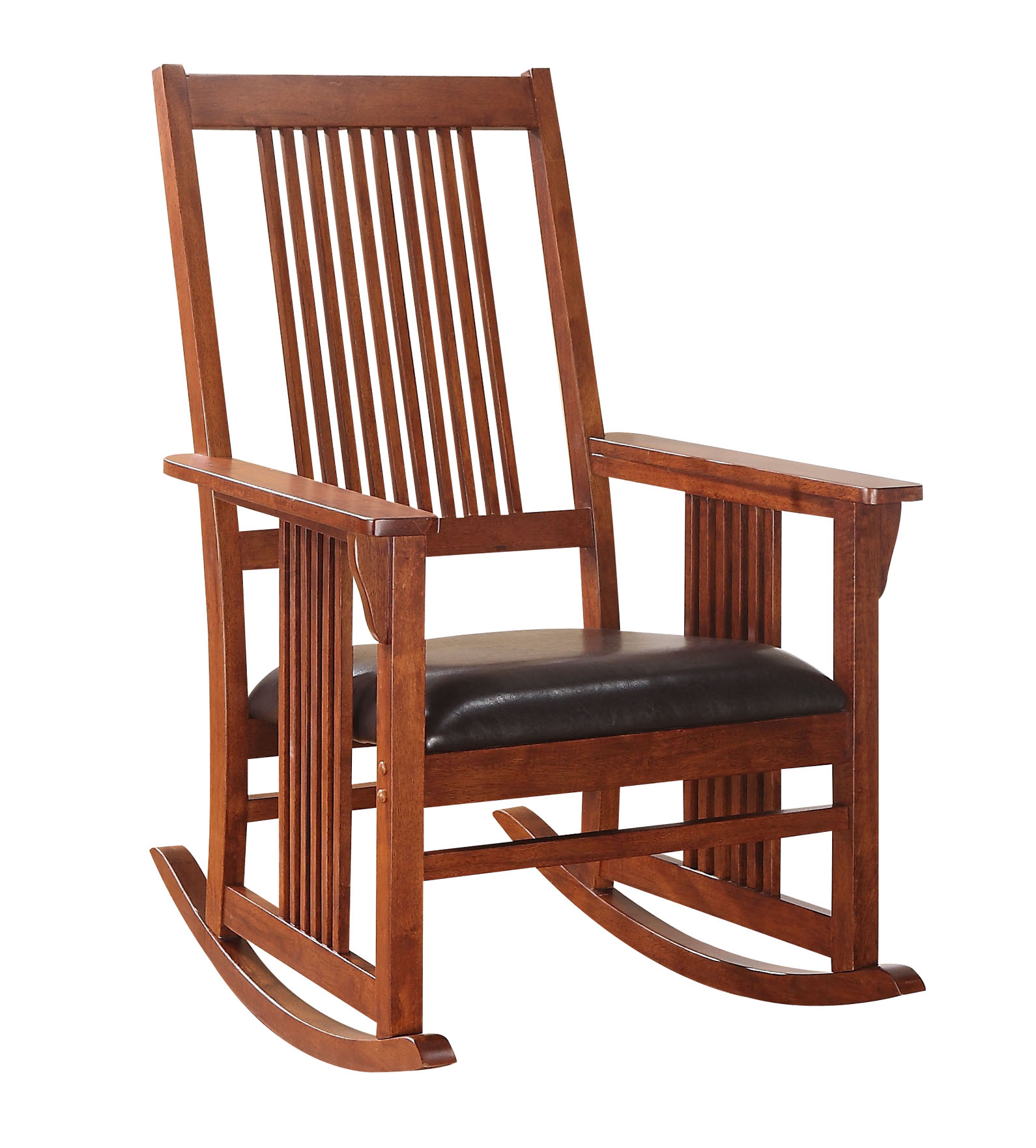 ACME Kaelan Rocking Chair, Tobacco by ACME Furniture