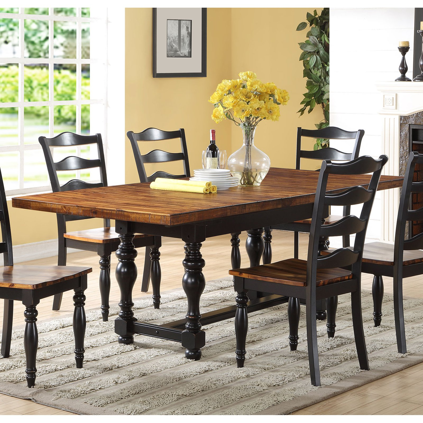 Winners Only Westin Trestle Dining Table