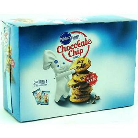 Product Of Pillsbury, Mini Cookies Chocolate Chip, Count 6 (3 oz) - Cookie & Cracker / Grab Varieties & - Pillsbury Recipes Halloween Cookies