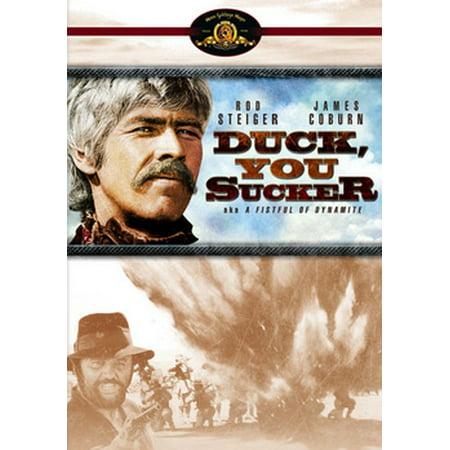 Duck, You Sucker! (DVD) - Daffy Duck Halloween Movie