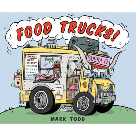 Food Trucks! (Food For Over The Road Truck Drivers)