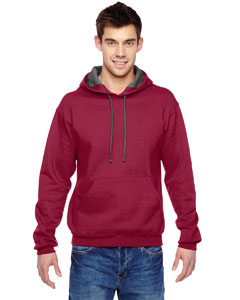 Fruit of the Loom Adult 7.2 oz. SofSpun® Hooded Sweatshirt