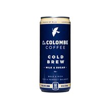 Coffee Drinks: La Colombe Cold Brew Milk & Sugar