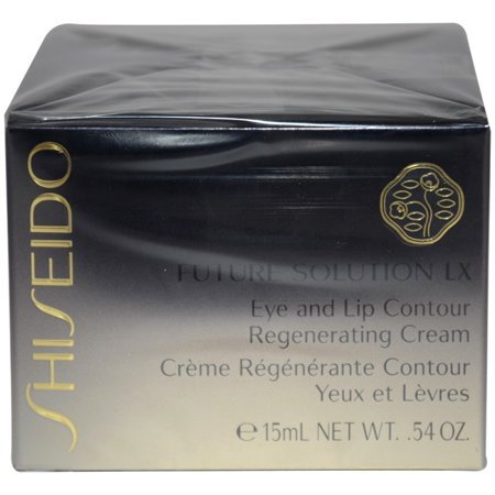 Best Shiseido Future Solution Lx Eye And Lip Contour Regenerating Cream, 0.54 Oz deal