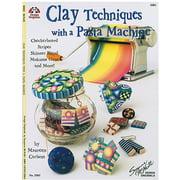 Design Originals, Clay Techniques With A Pasta Machine