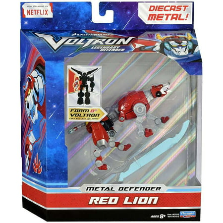 Red Lion Diamond (Voltron Die Cast Red Combinable)