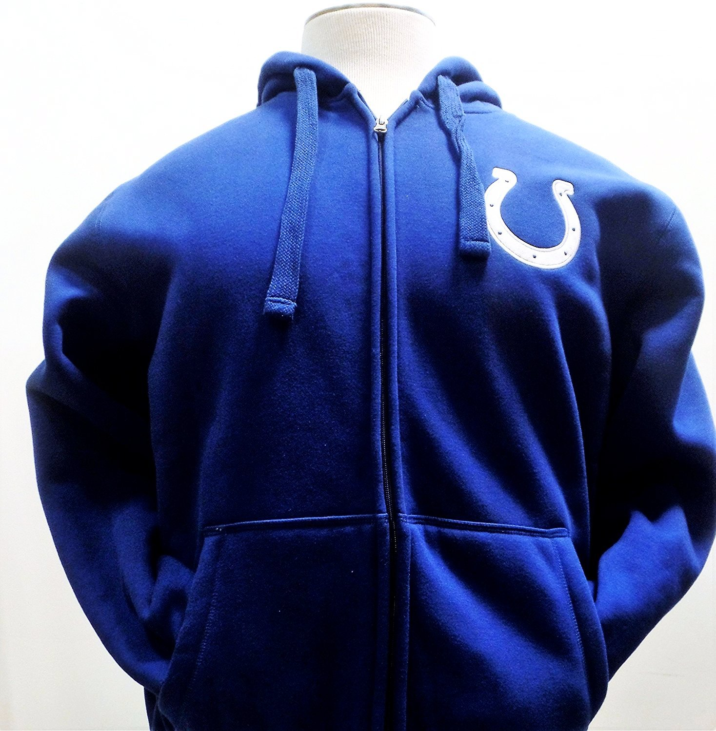 Indianapolis Colts Sherpa Fleece Jacket by G-III Sports