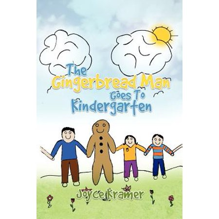 The Gingerbread Man Goes to Kindergarten](Gingerbread Man Crafts)