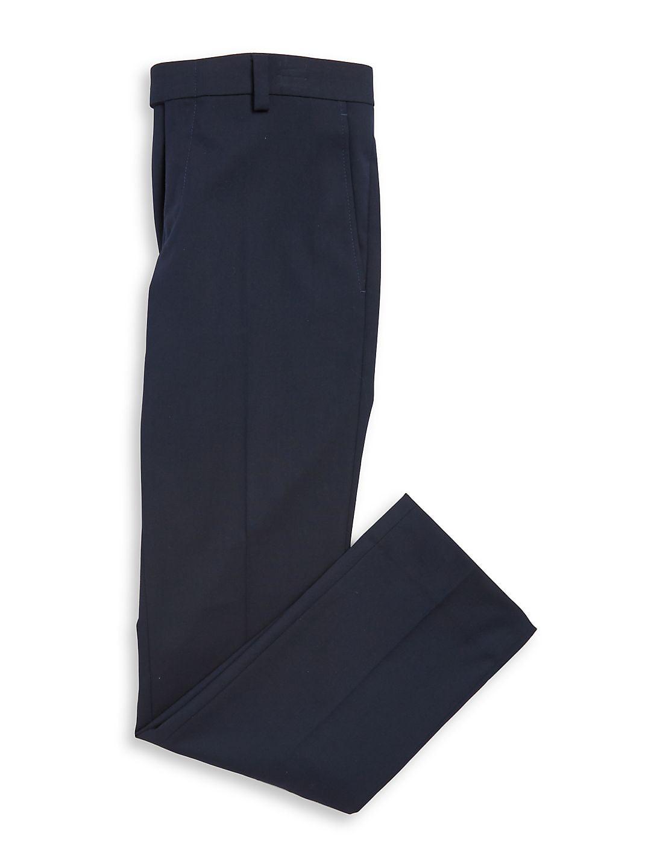 Boy's Straight-Leg Dress Pants