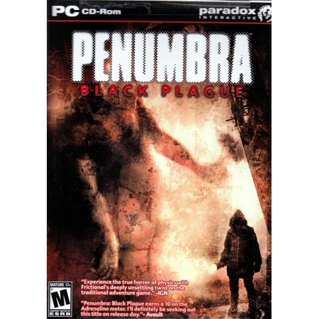 Penumbra Black Plague (PC Game) Unravel the mystery. A letter from a deadman (Letter Opener Video Game)
