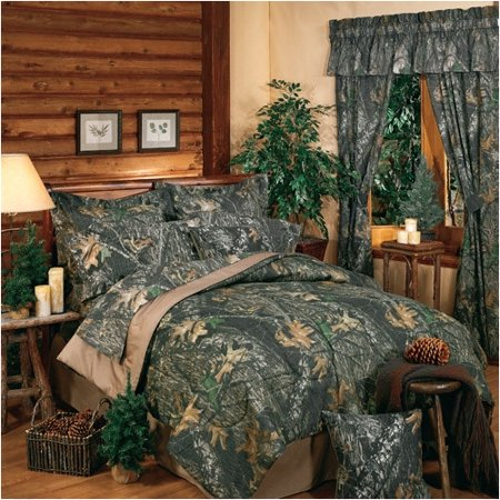 Mossy Oak New Break Up Comforter Set