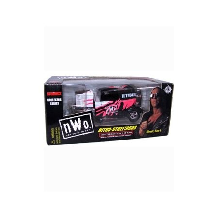 1999 WCW N.W.0. LIMITED EDITION 0F 4,999- NITRO-STREETRODS 1:24 SCALE-SUPERBRAWL 1X COLLECTOR SERIES, By Racing Champions - Wcw 1999 Halloween Havoc