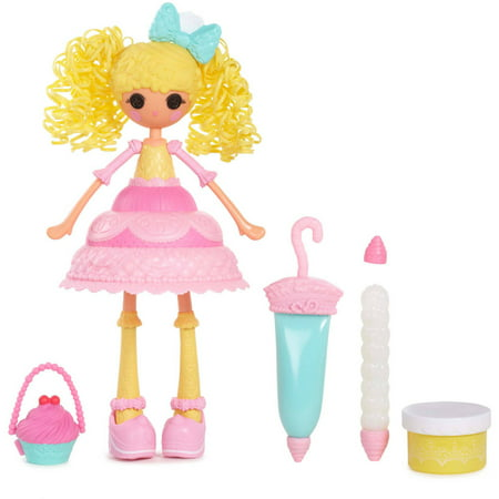 Lalaloopsy Girls Cake Candle Slice O' Cake Fashion Doll
