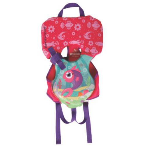 Click here to buy Stearns Puddle Jumper Infant Hydroprene Life Jacket by Stearns.