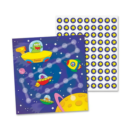 Carson-Dellosa, CDP148006, Student Progress Chart and Sticker, 30 / Pack, Multicolor](Sticker Charts)