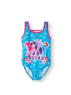 My Little Pony Squad One Piece (Little Girls)