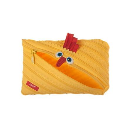 ZIPIT Animals Jumbo Pencil Case, - Animal Pencil Case