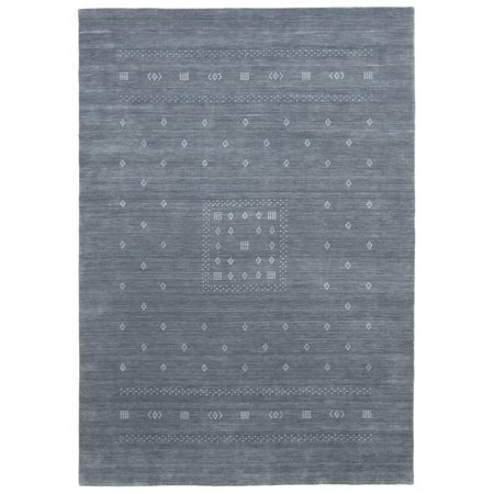 Solo Rugs Simi Hand-knotted Area Rug 6' x 9'