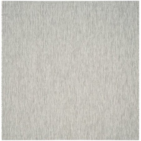 "Safavieh Courtyard 2'3"" X 12' Power Loomed Rug in Gray and Gray - image 2 of 4"