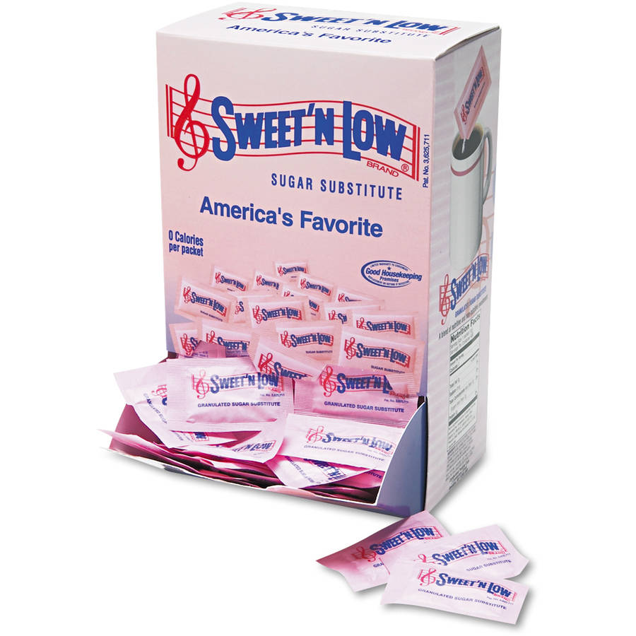 Sweet 'N Low Sugar Substitute, 0.15 oz, 400 count