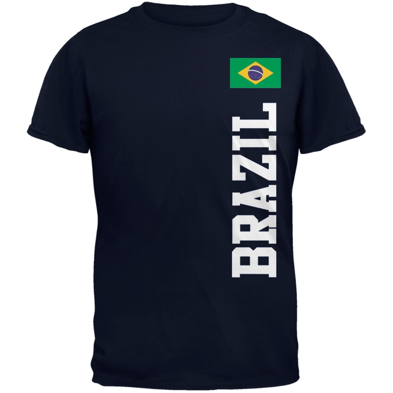 World Cup Brazil Navy T-Shirt