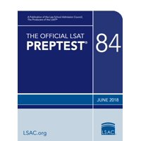 Official LSAT PrepTest: The Official LSAT Preptest 84 (Paperback)