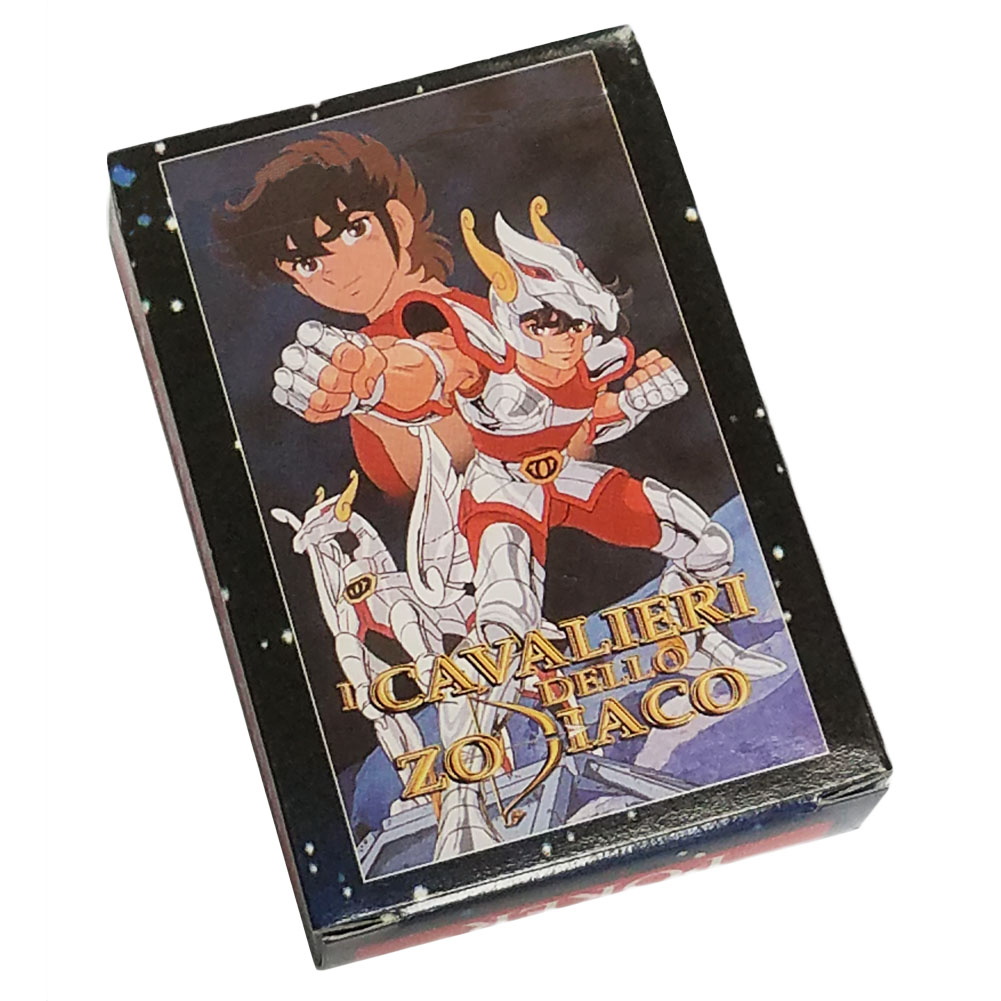 Saint Seiya Knights of the Zodiac Anime Import Italy Poker Playing Cards