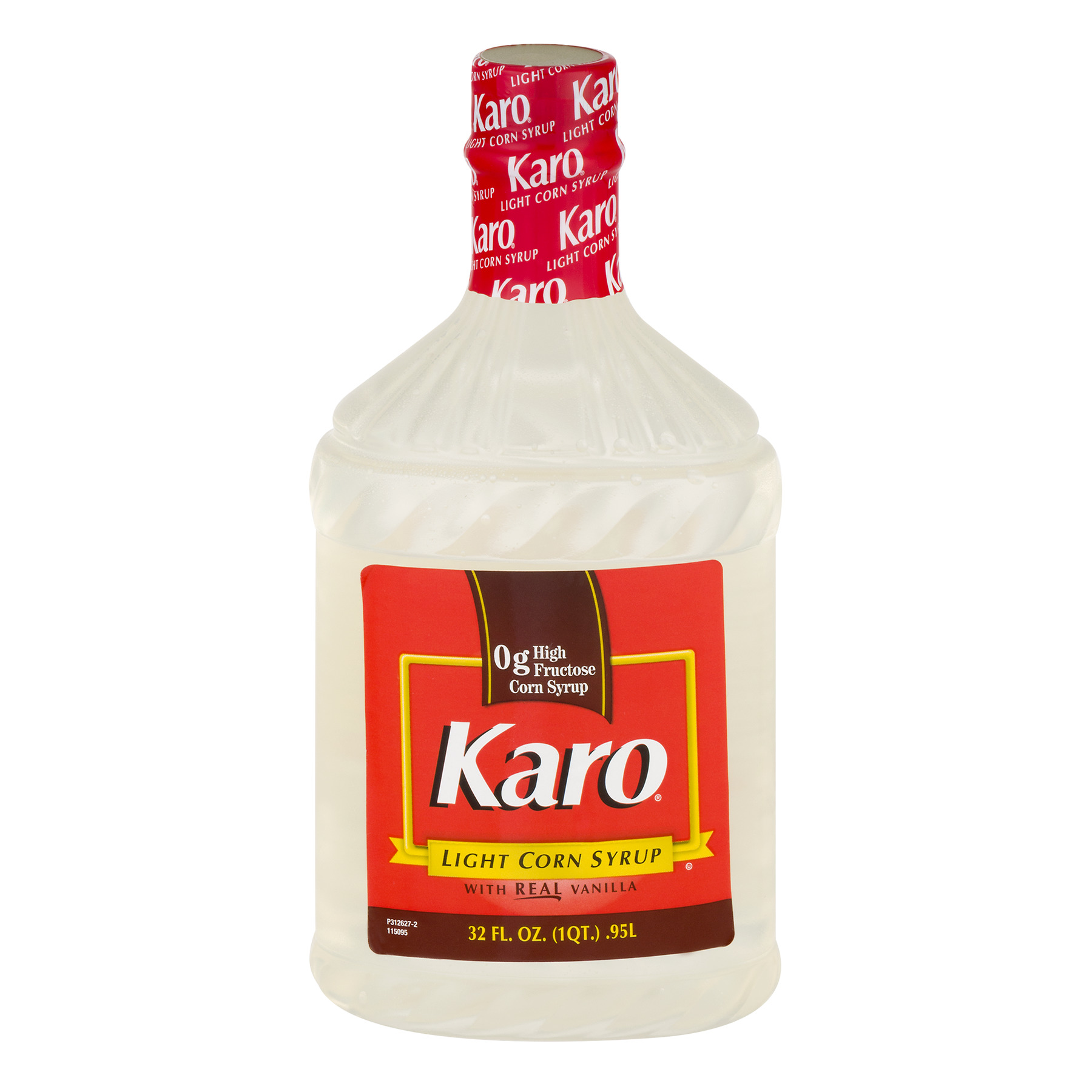 Karo Light Corn Syrup with Real Vanilla, 32-Ounce