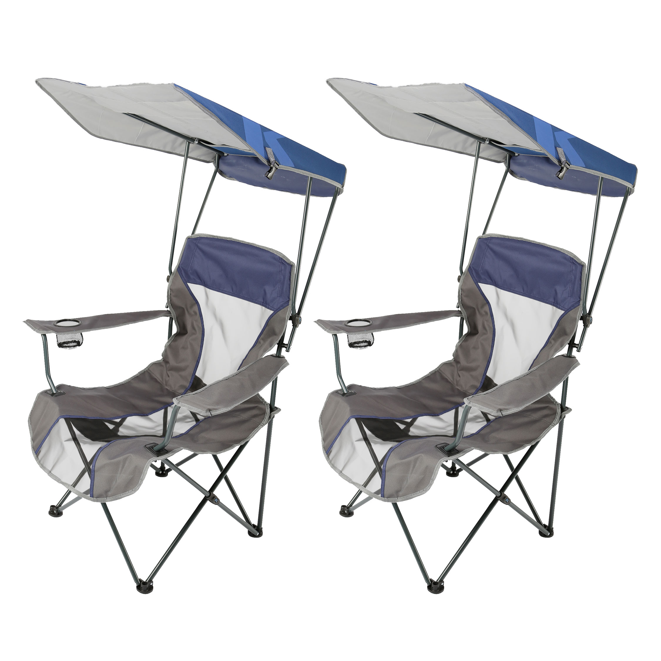 Swimways Premium Canopy Chair Royal - 2 Pack