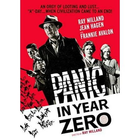 Panic In Year Zero (DVD) (Panic Dvd)