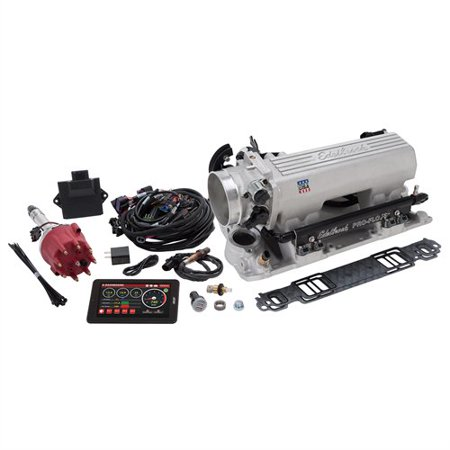Edelbrock 35870 Pro-Flo 4 XT EFI System Big Block Chevy Rectangle Port Heads Pro