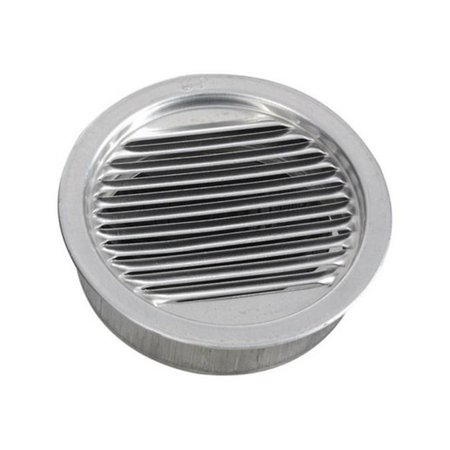 -vent Air 50002 Leigh Mini en aluminium, 3 po - image 1 de 1
