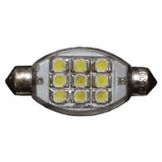 Valterra DG52627VP Replacement LED Directional Festoon Bulb for 211-2 and 214-2 Bulbs - 9 Diode