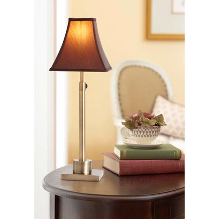 Better Homes And Gardens Adjustable Key Table Lamp Base