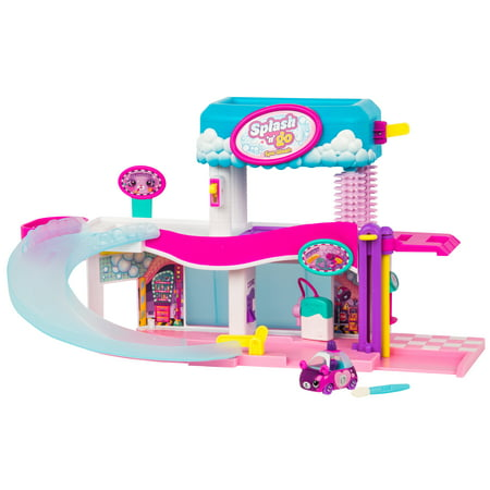Shopkins Cutie Cars, Splash 'N' Go Playset