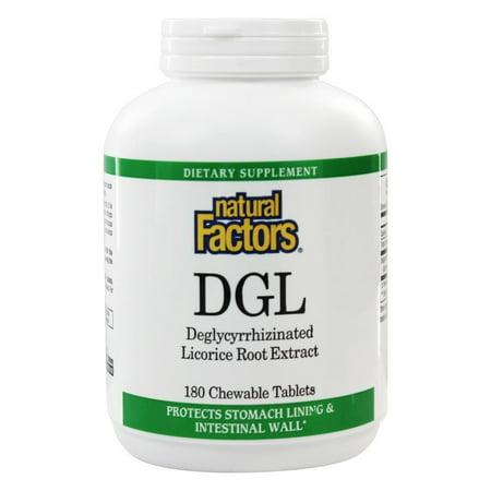 Dgl natural factors