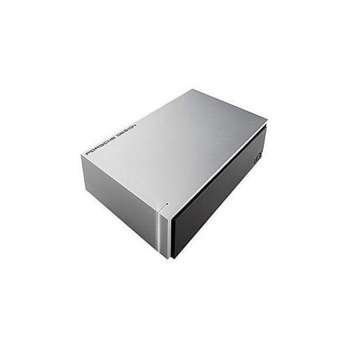 LaCie Porsche Design P'9233 - Hard drive - 2 TB - external ( desktop ) - USB 3.0