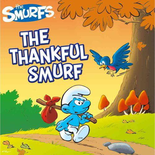 The Thankful Smurf