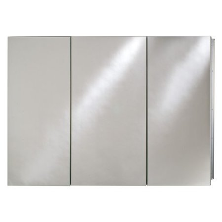 Afina Broadway Recessed Triple Door Medicine Cabinet