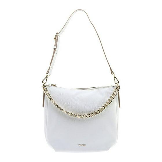 e1e81e3dea1 Nine West - Women s Nine West Morna Hobo Handbag White OSFA ...