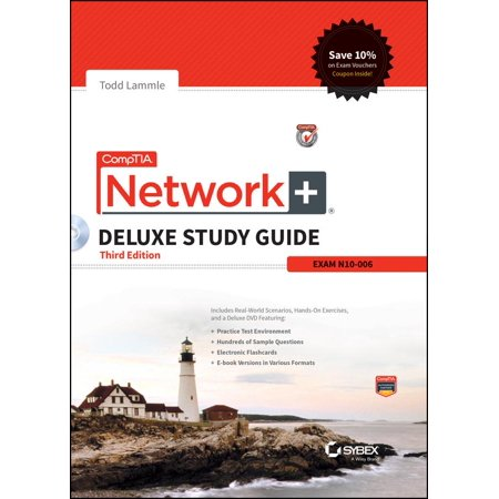 Comptia Network  Deluxe Study Guide   Exam N10 006