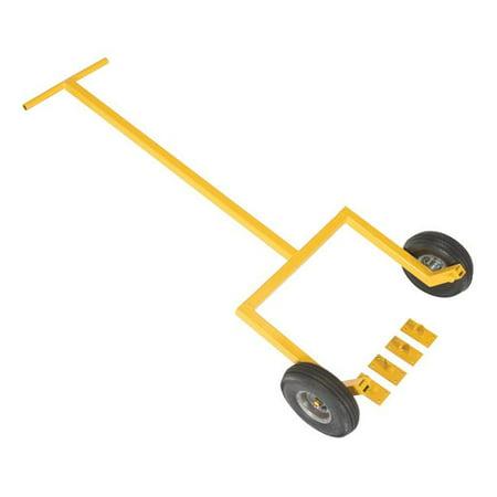 Vestil Manufacturing R-CAD-24 Wheel Riser Caddy Optional 37.25 in. Wide