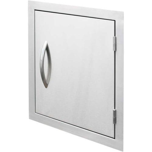 Cal Flame 18'' Built-In Vertical Door