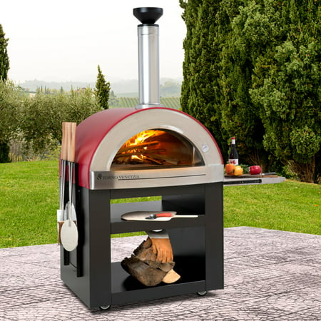 Forno Venetzia Torinto 300 Outdoor Wood Burning Pizza