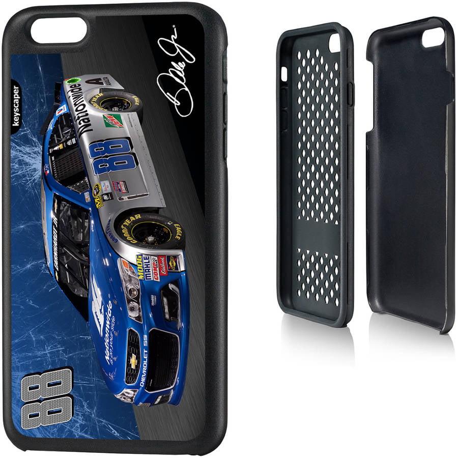 Dale Earnhardt Jr 88 Nationwide Apple iPhone 6 Plus Rugged Case by Keyscaper by Keyscaper