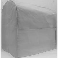 Canvas Cover Compatible with Kitchenaid Stand Mixer Cover (7qt Proline/8qt Commercial, Brown)